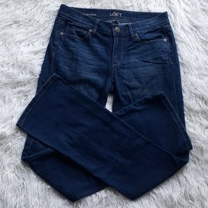 Ann taylor LOFT modern sexy boot jeans